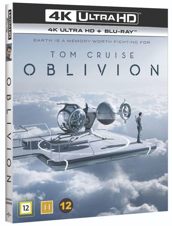 Oblivion 4K UHD bluray