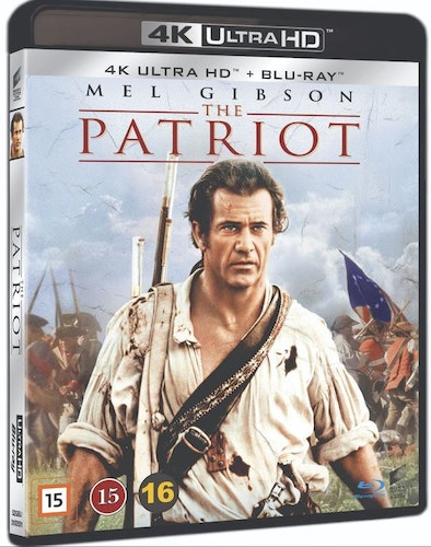Patrioten 4K UHD bluray