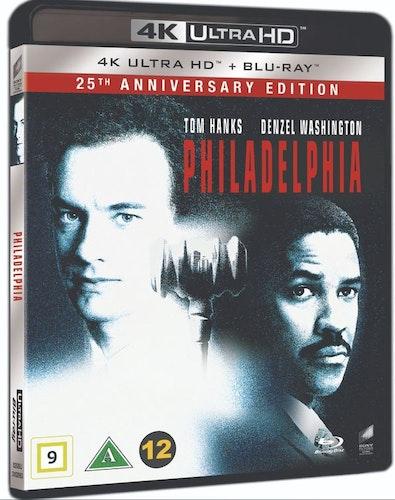 Philadelphia 4K UHD bluray
