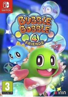 Bubble Bobble 4 Friends (Switch)