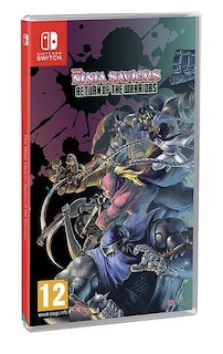 Ninja Saviors Return of Warrior (Switch)