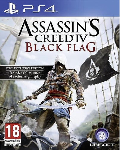 Assassin's Creed IV: Black Flag (PS4)