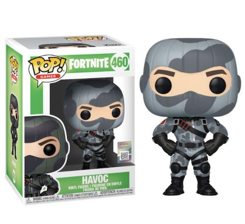 POP figure Fortnite Havoc