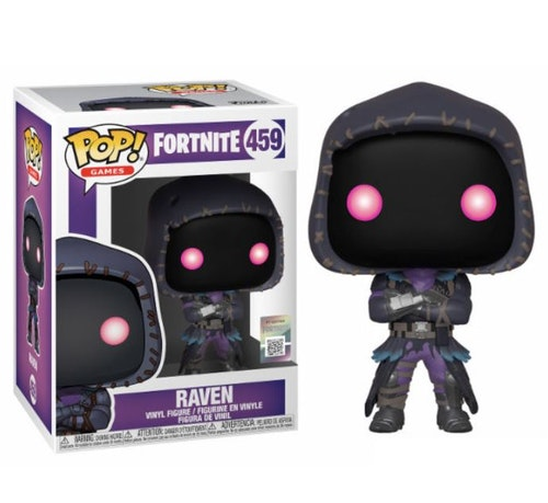 POP figure Fortnite Raven