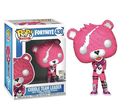 POP figure Fortnite Cuddle Team Leader