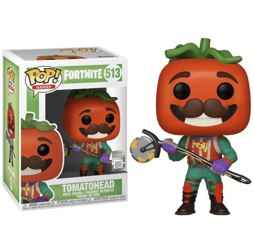 POP figure Fortnite TomatoHead