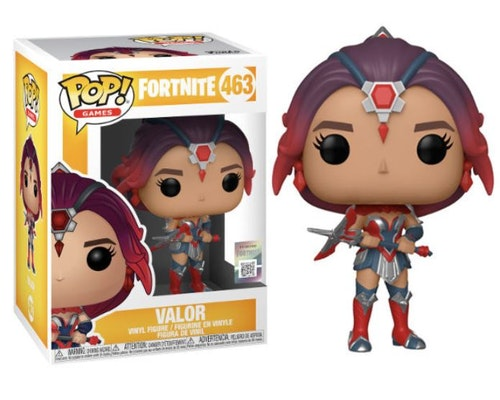 POP figure Fortnite Valor