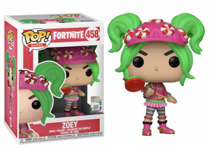 POP figure Fortnite Zoey