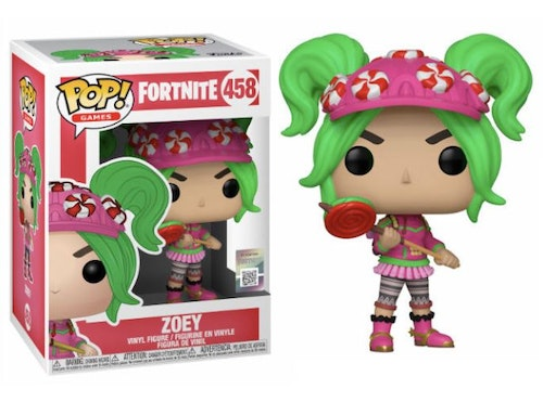POP figure Fortnite Zoey