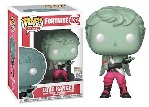 POP figure Fortnite Love Ranger