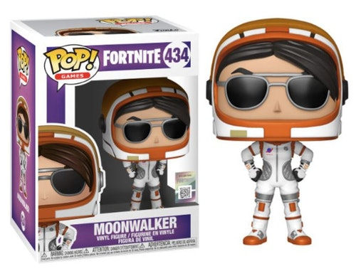 POP figure Fortnite Moonwalker