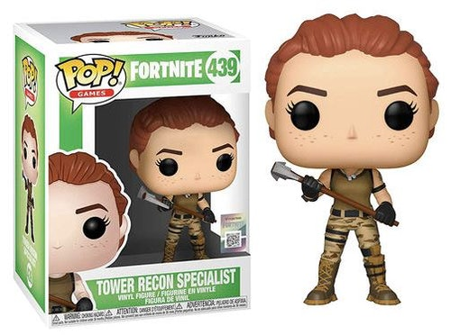 POP figure Fortnite Tower Recon Specialist