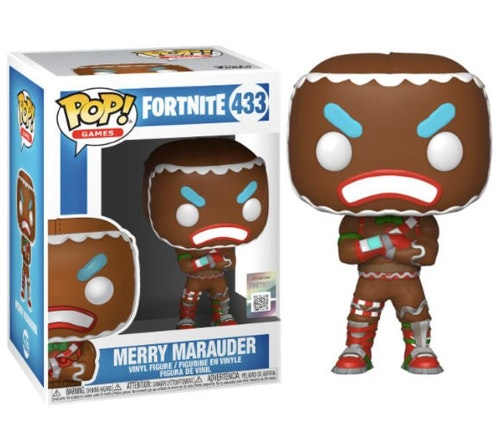 POP figure Fortnite Merry Marauder