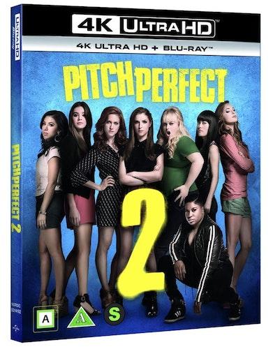 Pitch Perfect 2 4K UHD bluray
