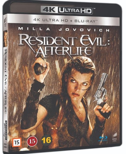 Resident Evil - Afterlife 4K Ultra HD