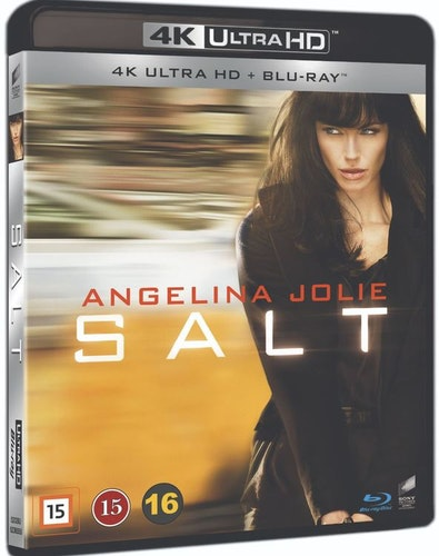 Salt 4K UHD bluray