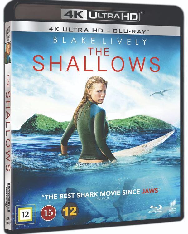 The Shallows 4K Ultra HD