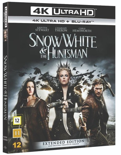 Snow White & The Huntsman 4K Ultra HD
