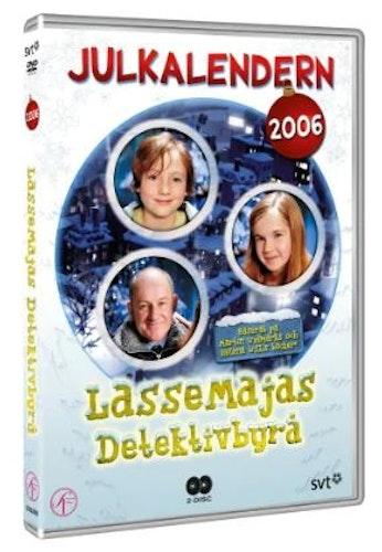 Julkalender LasseMajas detektivbyrå 2006 DVD