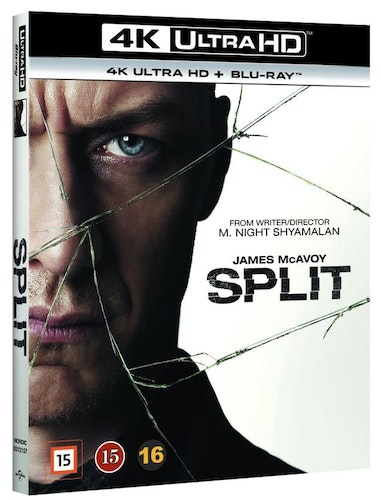 Split 4K Ultra HD