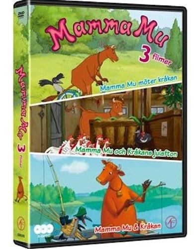 Mamma Mu box DVD