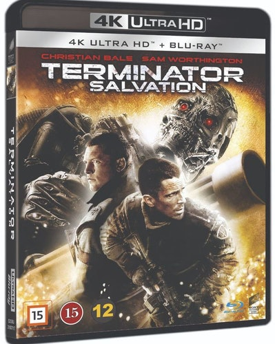 Terminator Salvation 4K Ultra HD