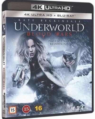 Underworld: Blood Wars 4K UHD bluray
