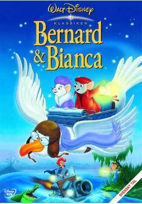 Disneyklassiker 23 Bernard och Bianca DVD
