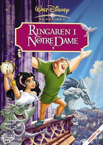 Disneyklassiker 34 Ringaren i Notre Dame DVD