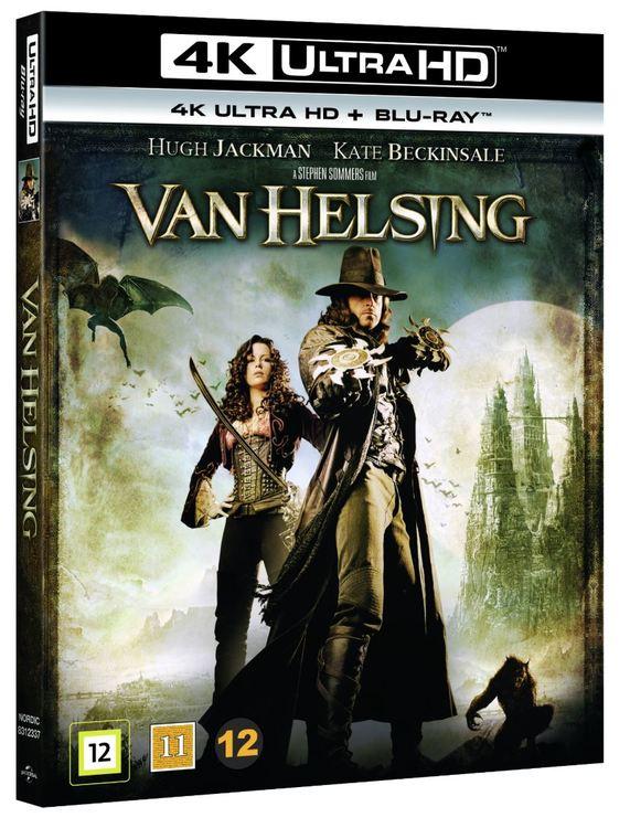 Van Helsing 4K UHD bluray