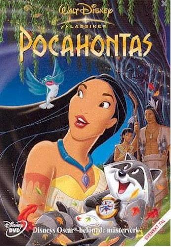 Disneyklassiker 33 Pocahontas DVD