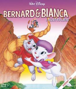 Disneyklassiker 29 Bernard och Bianca i Australien DVD