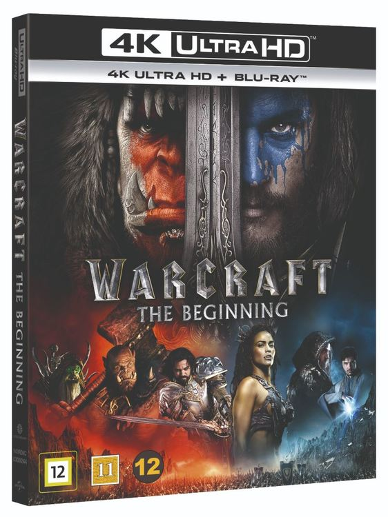 Warcraft: the beginning 4K Ultra HD