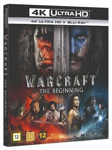 Warcraft: the beginning 4K Ultra HD