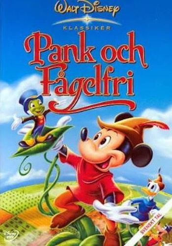 Disneyklassiker 9 Pank och fågelfri DVD