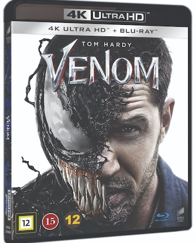 VENOM 4K UHD bluray