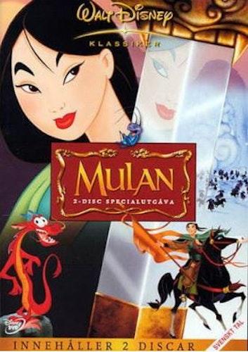 Disneyklassiker 36 Mulan DVD