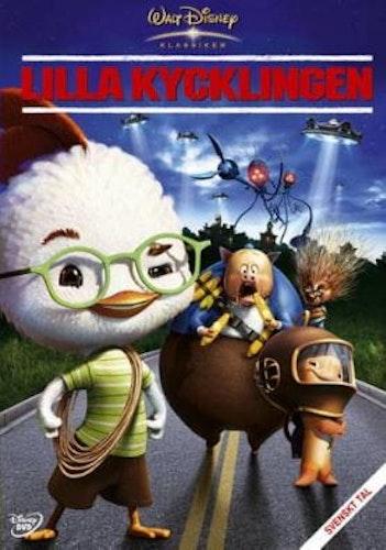 Disneyklassiker 45 Lilla kycklingen DVD