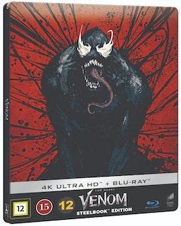 Venom Steelbook 4K UHD bluray