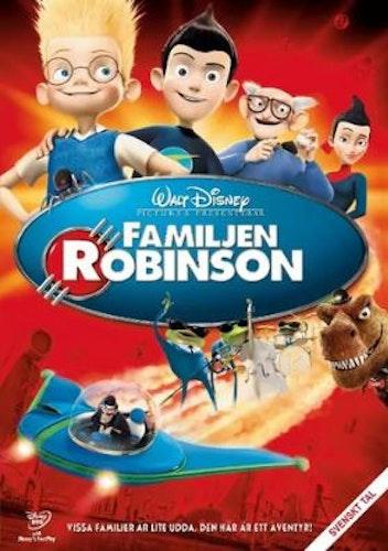 Disneyklassiker 47 Familjen Robinson DVD