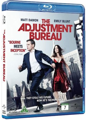 Adjustment Bureau (bluray)