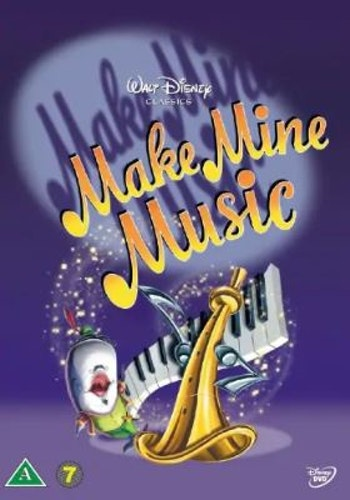 Disneyklassiker 8 Make Mine Music DVD