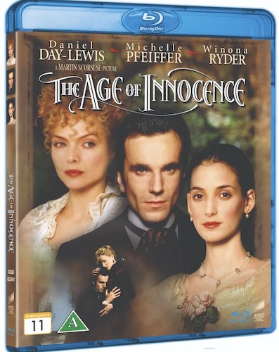 Age of Innocence/Oskuldens tid (Blu-ray)
