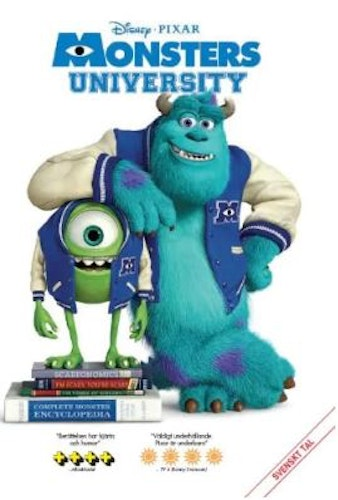 Disney Pixar Klassiker 14 Monsters University DVD