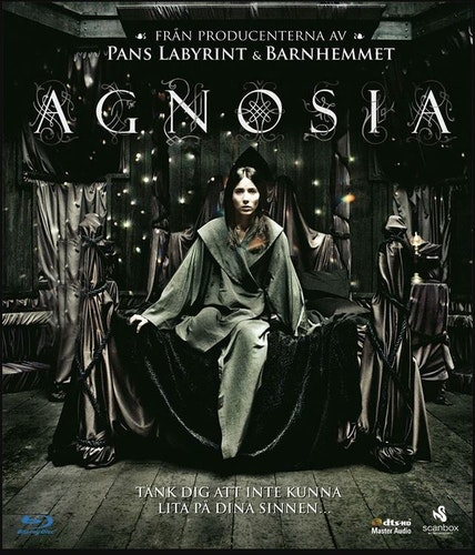 Agnosia (bluray) UTGÅENDE