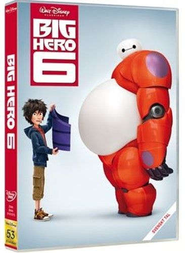 Disneyklassiker 5 Big hero 6 DVD