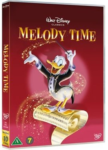 Disneyklassiker 10 Melody Time DVD