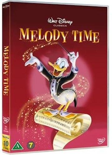 Disneyklassiker 10 Melody Time DVD