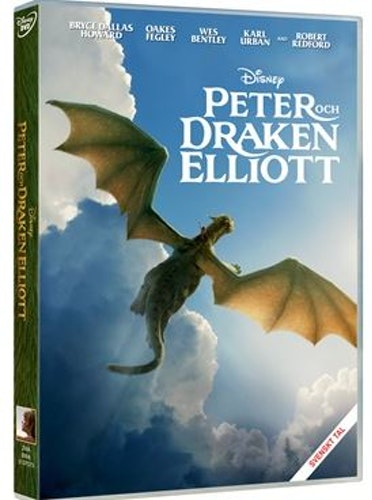Disney Peter och Draken Elliott DVD
