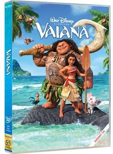 Disneyklassiker 55 Vaiana DVD